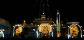 Karthigai Deepam 2013 – Day 1 Night